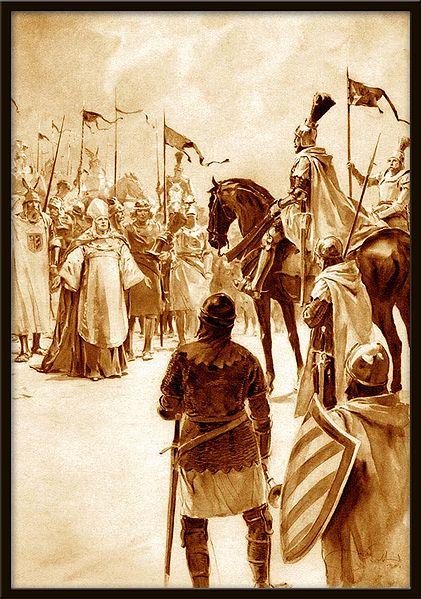Ottokar II 1251. u Austriji