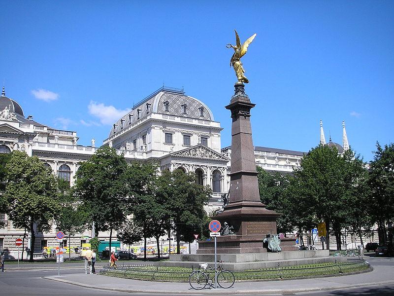 Zgada bečkog Univerziteta - osnovanog od strane Albrechta III