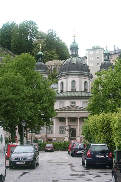 Župna crkva Sv. Erhard u Salzburgu