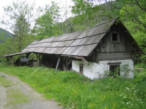Austrijske trošne kućice (Keuschen) iz 17. stoljeća