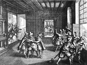 Praška defenestracija