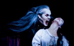 Ples vampira