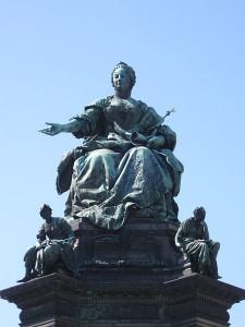 Statua Marije Terezije