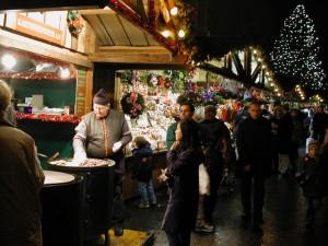 Bečke božićne tržnice