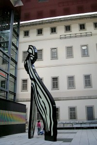 Skulptura Roya Lichtensteina