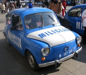 Kultno policijsko vozilo u SFRJ