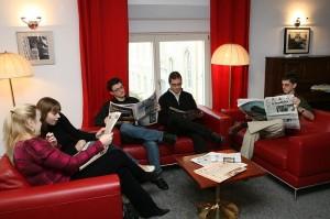 Predvorje Diplomatske akademije